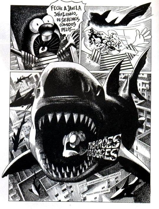 tubarõesvoadores